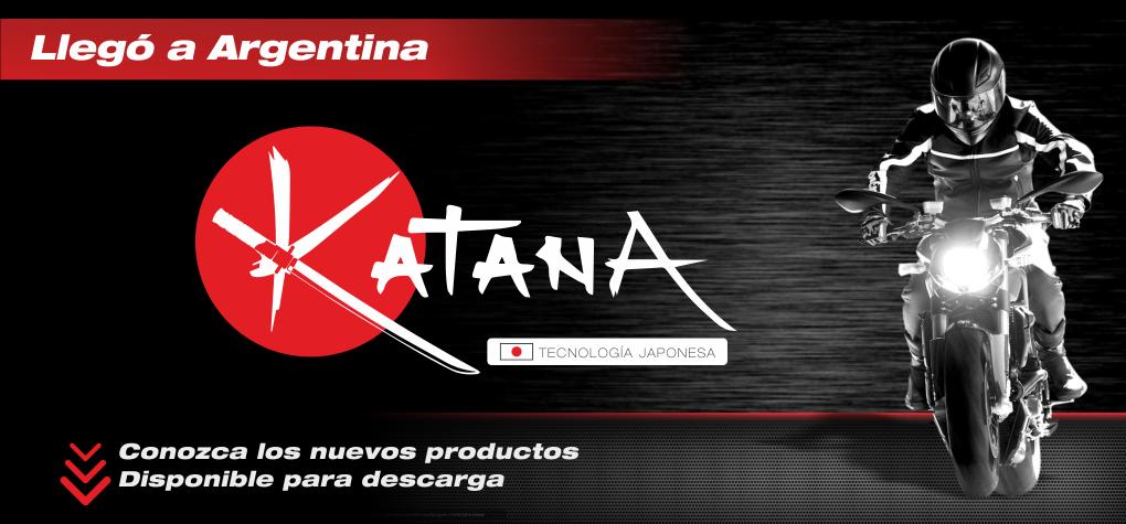 Productos Katana