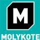 Presencia de Molykote
