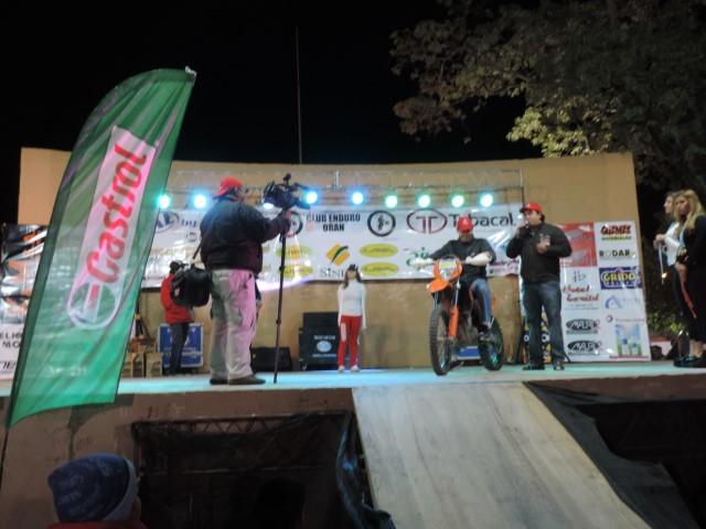 Motocross en la Provincia de Salta