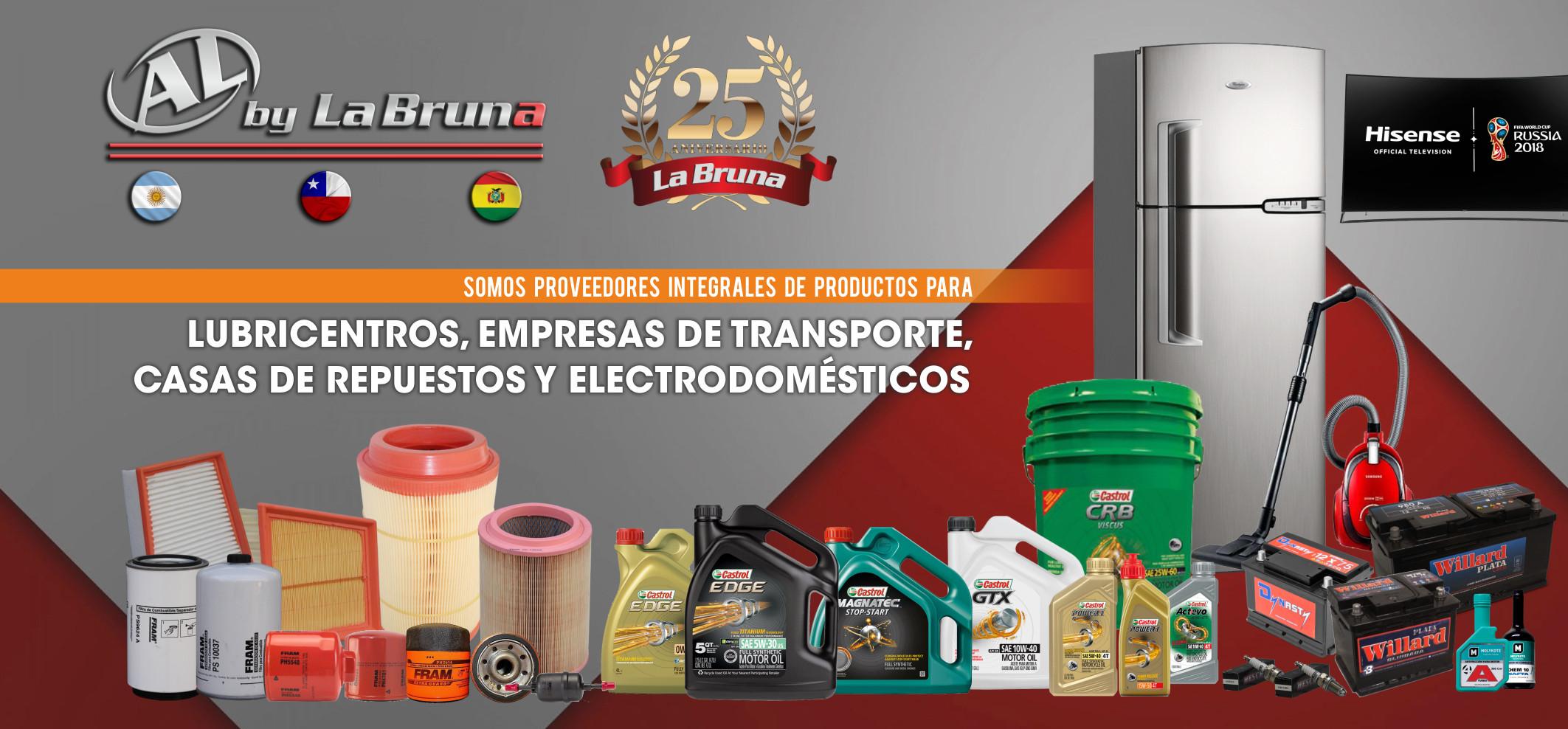 Somos proveedores integrales de productos…